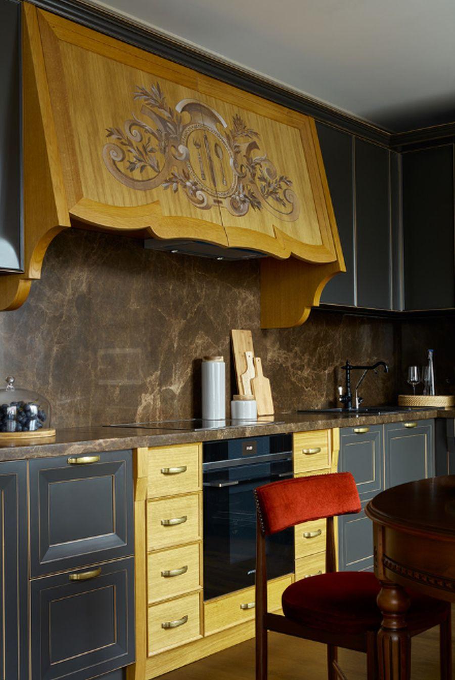 adelaparvu.com despre apartament de 93 mp,Moscova, Design Valery Belousov, Valery Design, Foto Sergey Ananiev (20)