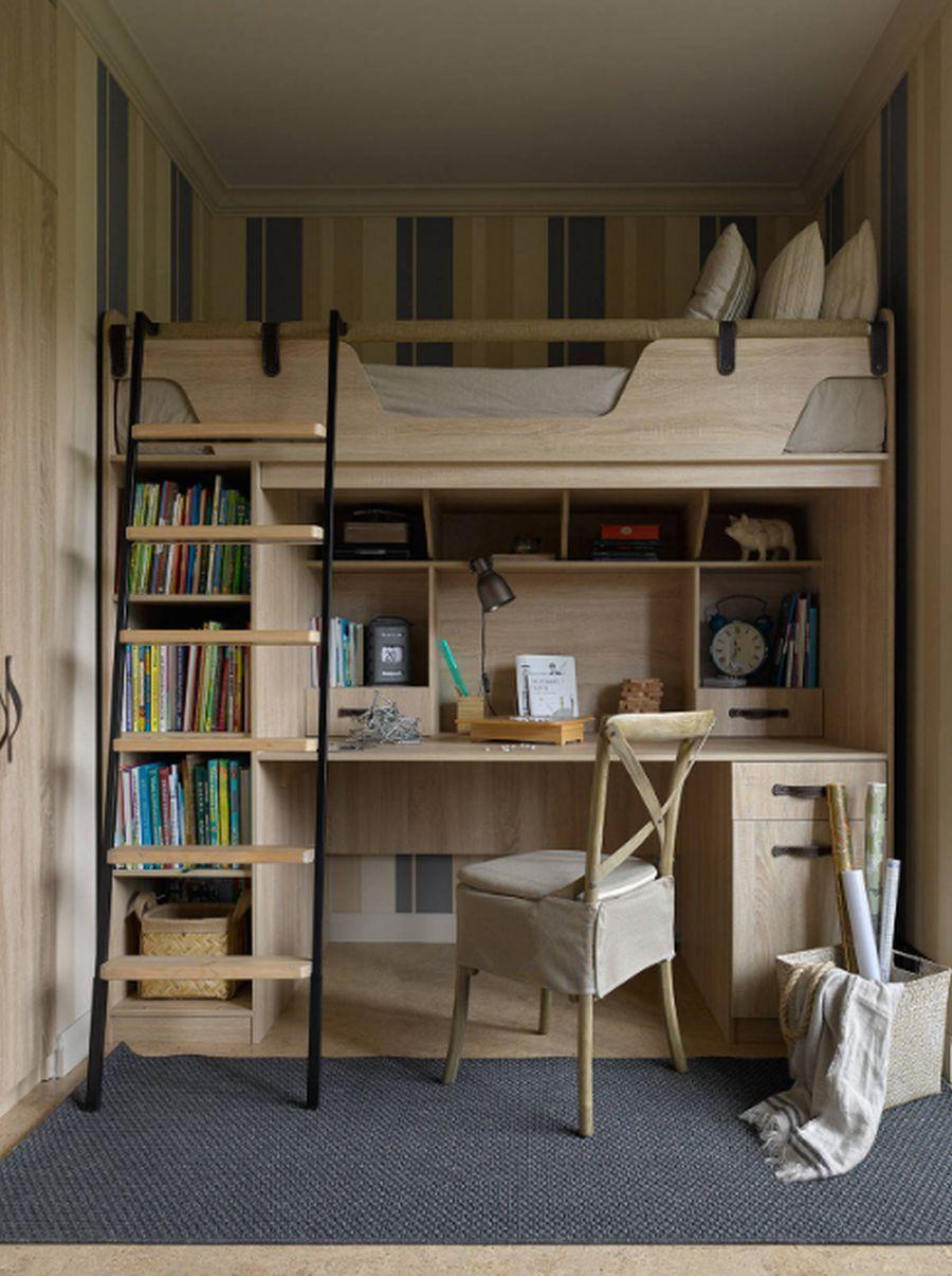adelaparvu.com despre apartament de 93 mp,Moscova, Design Valery Belousov, Valery Design, Foto Sergey Ananiev (28)