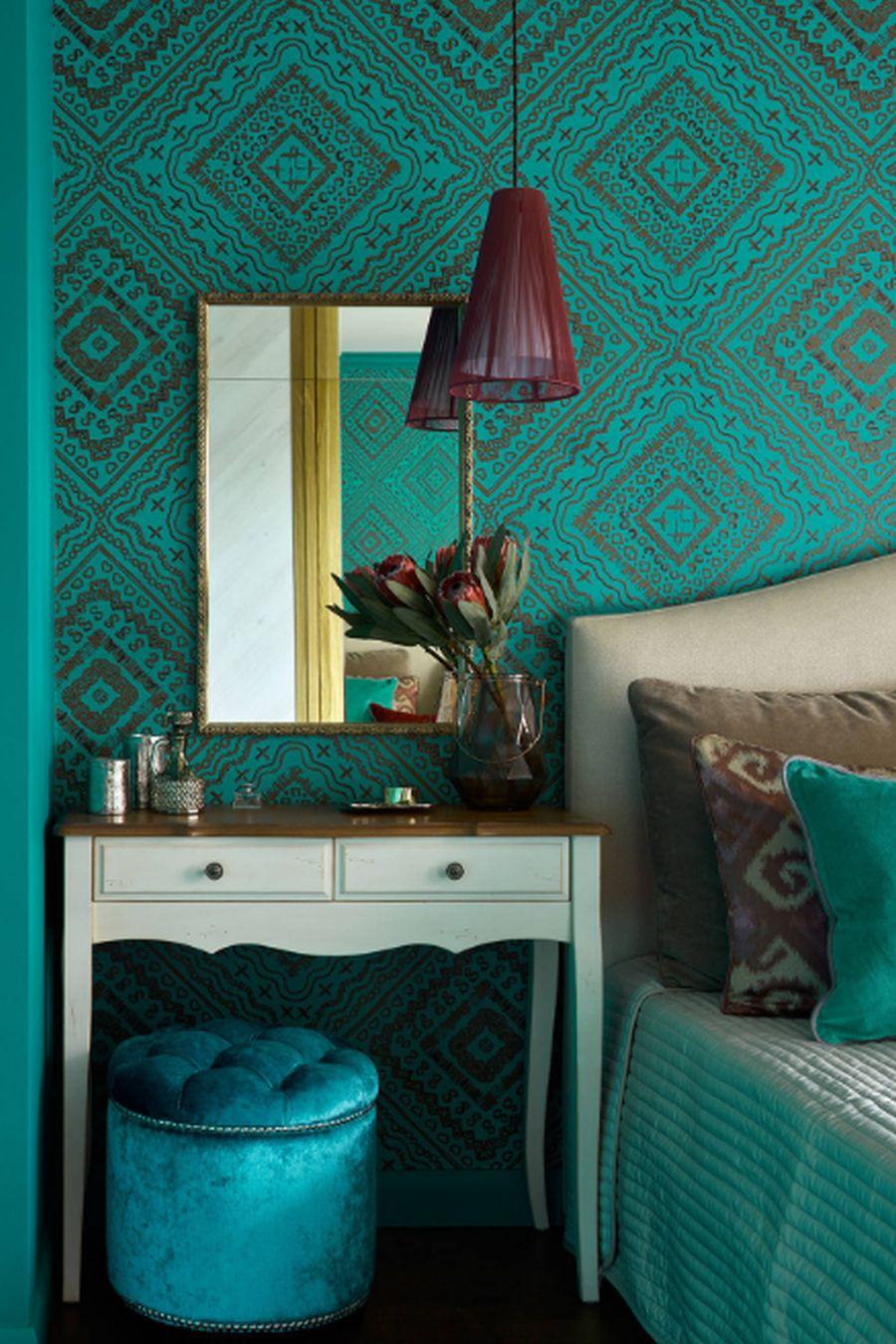 adelaparvu.com despre apartament de 93 mp,Moscova, Design Valery Belousov, Valery Design, Foto Sergey Ananiev (4)