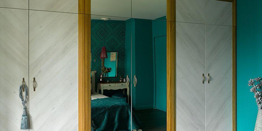 adelaparvu.com despre apartament de 93 mp,Moscova, Design Valery Belousov, Valery Design, Foto Sergey Ananiev (5)
