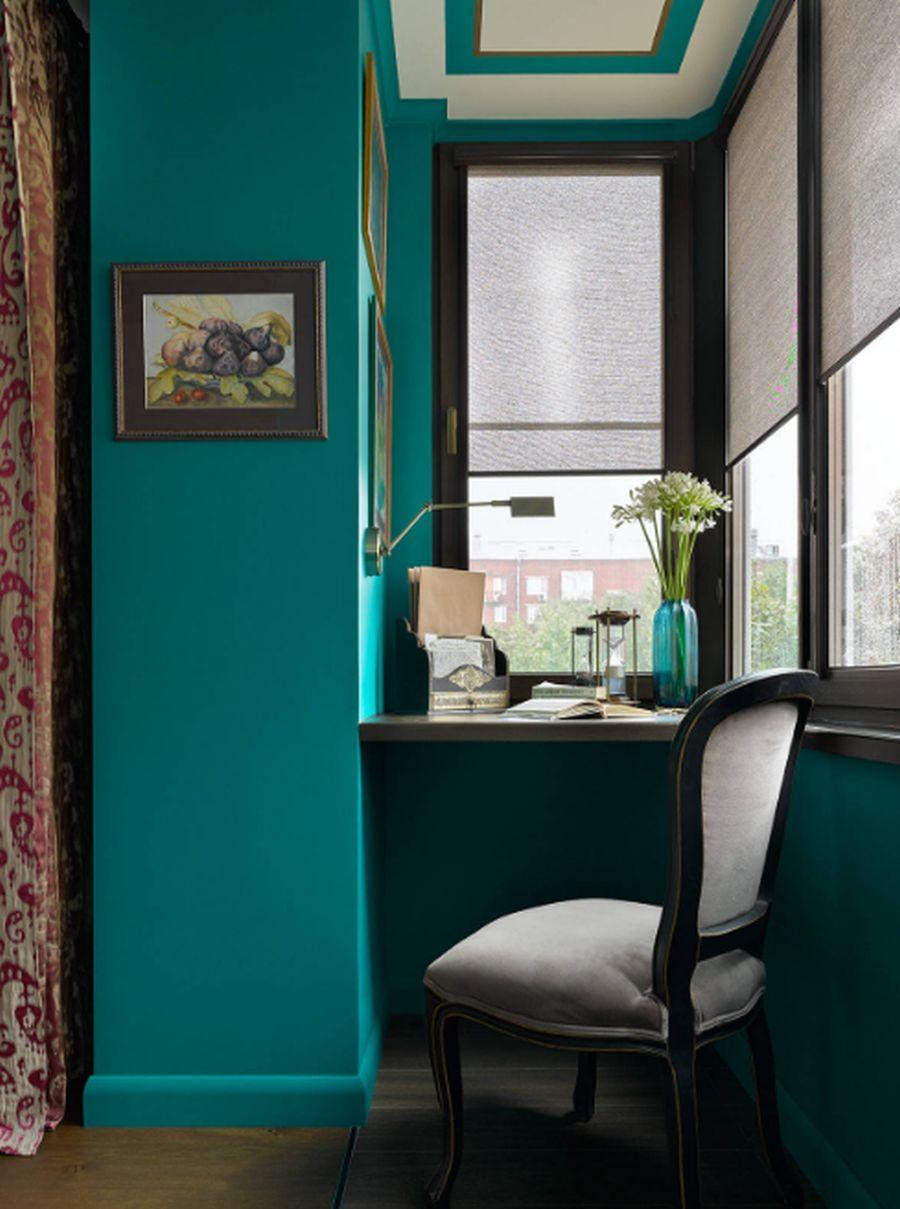 adelaparvu.com despre apartament de 93 mp,Moscova, Design Valery Belousov, Valery Design, Foto Sergey Ananiev (8)