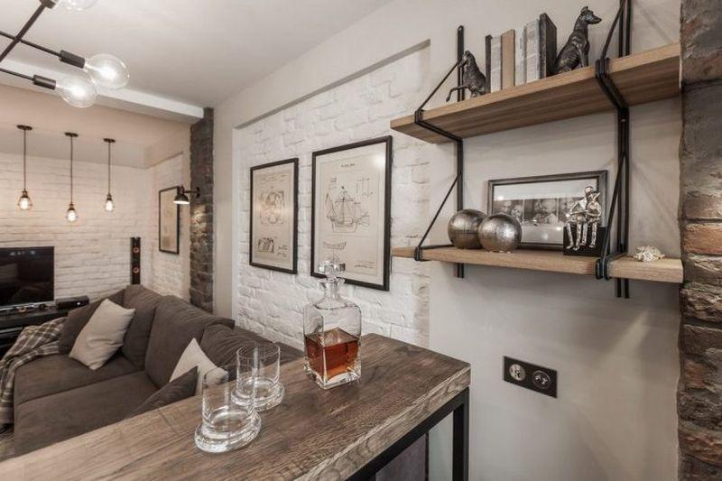 adelaparvu.com despre apartament in stil industrial, designer Jenya Lykasova (11)