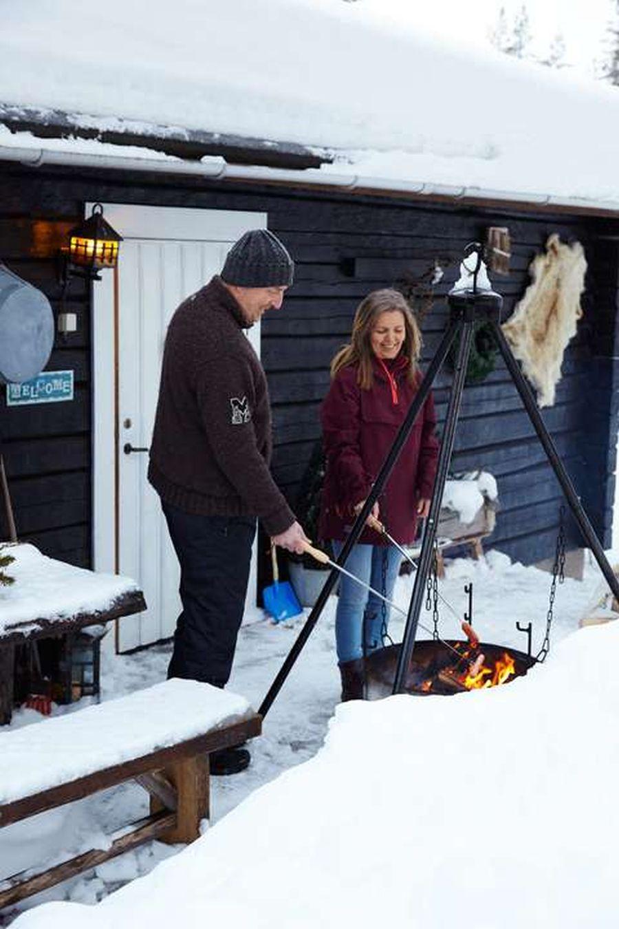 adelaparvu.com despre cabana din lemn Norvegia, Foto Ragnar Hartvig (6)