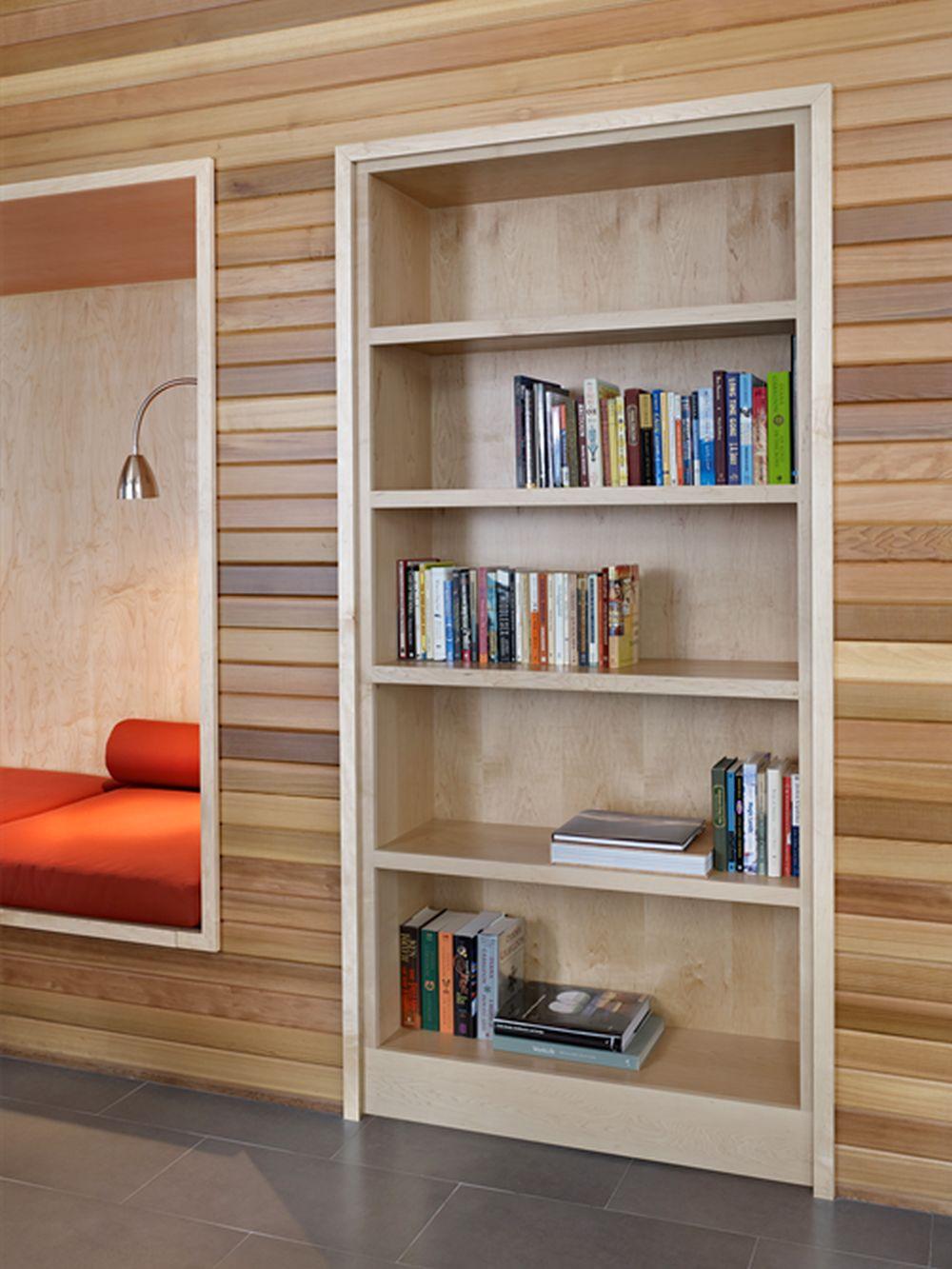 adelaparvu.com despre casa de vacanta contemporana, Design DeForest Architects, Foto Benjamin Benschneider (8)