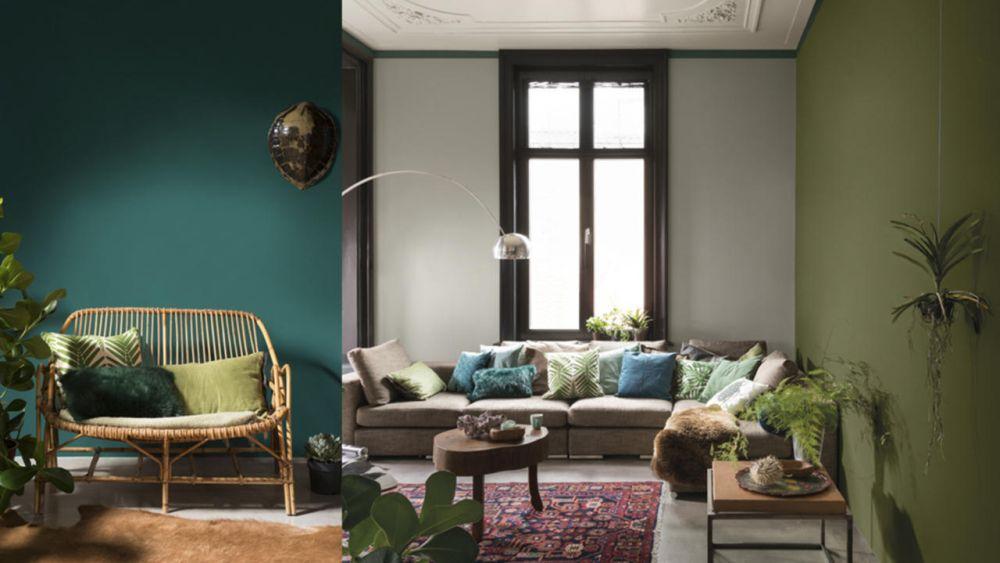 adelaparvu.com despre culorile anului 2017, Color Trends 2017, Trend New Romanticism, ColourFutures, Foto Dulux (3)