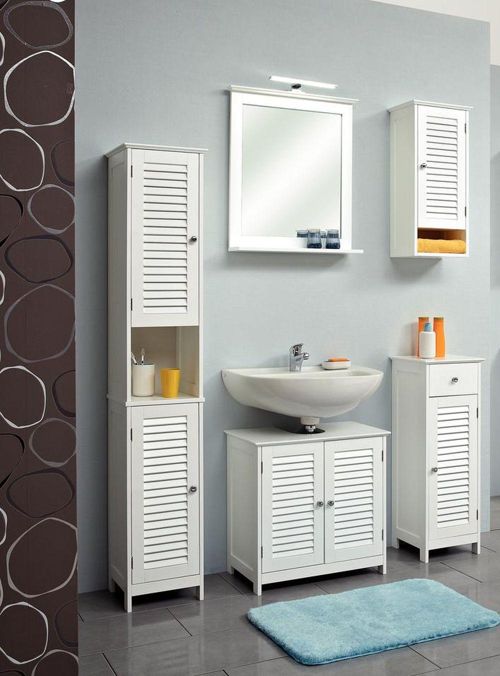 adelaparvu.com despre cum iti alegi mobila in baie, Foto Kika, model mobila Jasper