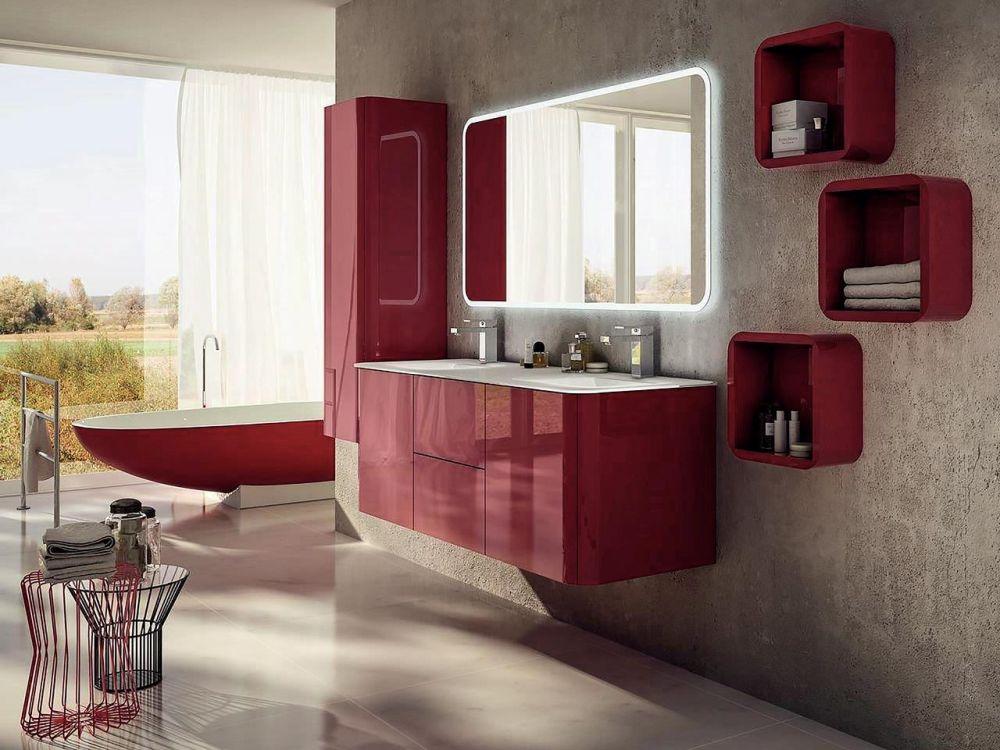 adelaparvu.com despre cum iti alegi mobila in baie, Foto Kika, model mobila Liverpool