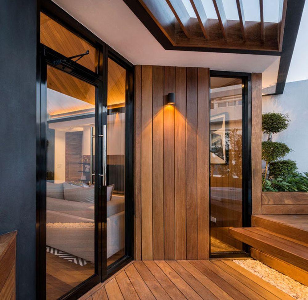 adelaparvu.com despre garsoniera cu gradina pe terasa blocului, SantoDomingo, Anrquitecturasd, design interior Lauren Gonzales, Foto Jesus Rodriguez (10)