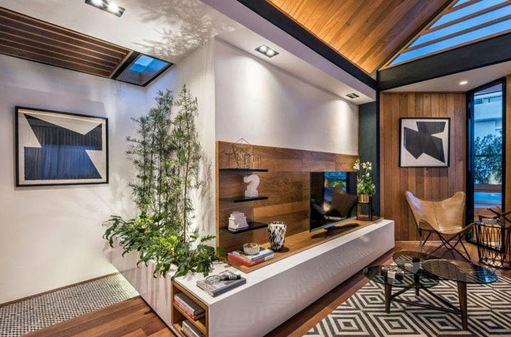 adelaparvu.com despre garsoniera cu gradina pe terasa blocului, SantoDomingo, Anrquitecturasd, design interior Lauren Gonzales, Foto Jesus Rodriguez (6)