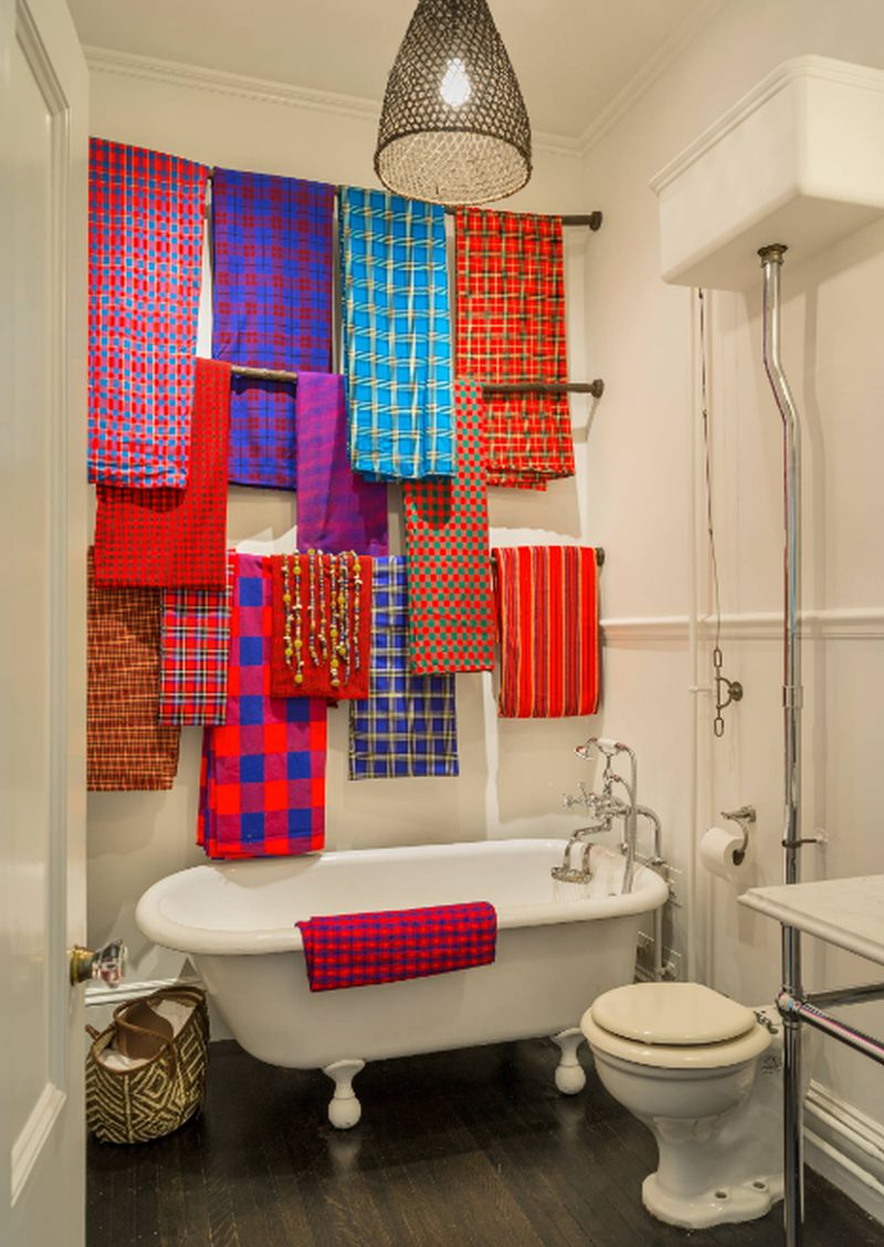 adelaparvu.com despre prosoape ca decoratiuni, Foto Stedila Design