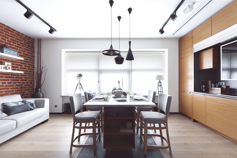 adelaparvu.com despre studio 33 mp, Moscova, design Enjoy Home Studio (2)