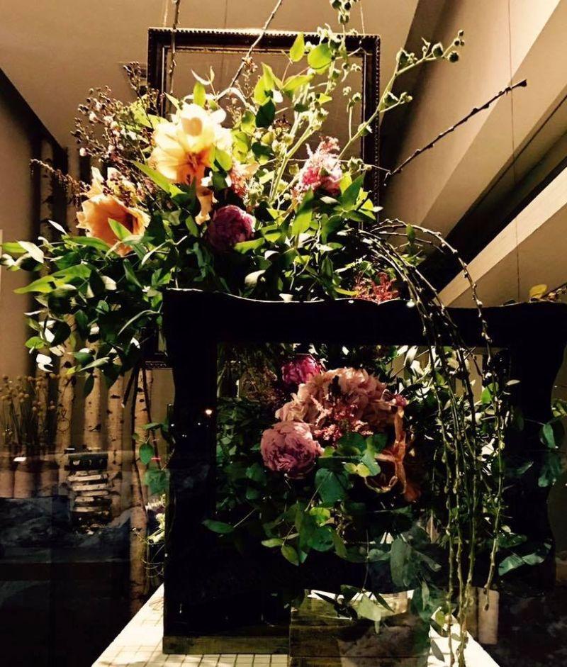 adelaparvu.com despre workshop international de design floral, designer Nicu Bocancea, Foto Floraria Iris (6)