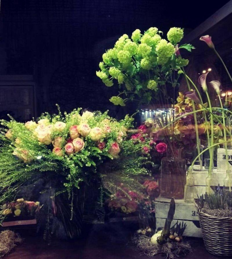 adelaparvu.com despre workshop international de design floral, designer Nicu Bocancea, Foto Floraria Iris (8)