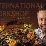 adelaparvu.com despre workshop international de design floral, designer Nicu Bocancea, Foto Floraria Iris (9)