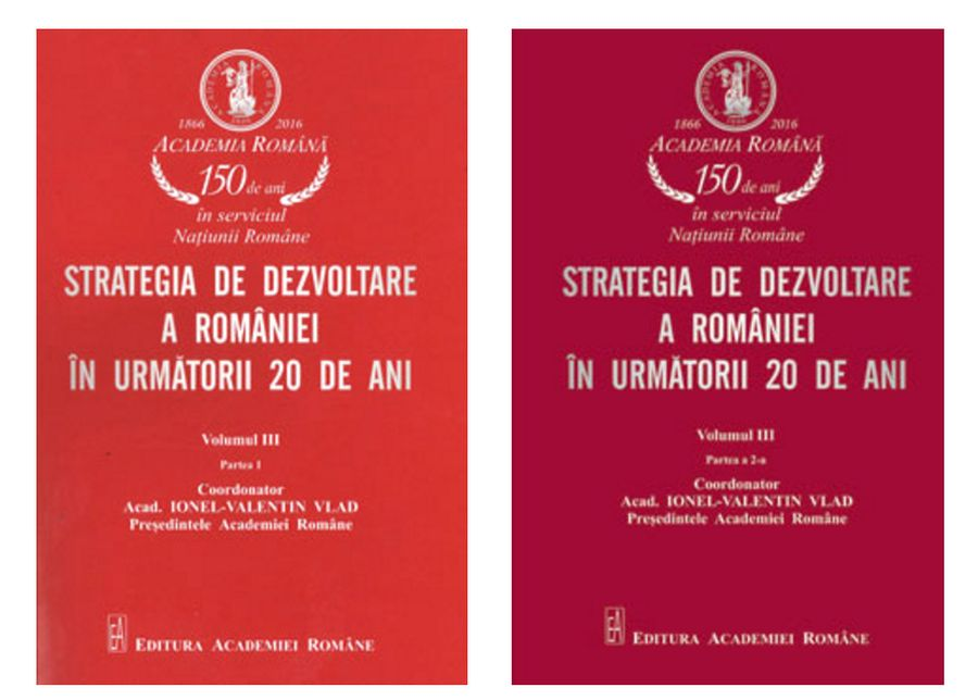adelaparvu.com despre Strategia de Dezvoltare a Romaniei, Academia Romana, volumele 3 si 4