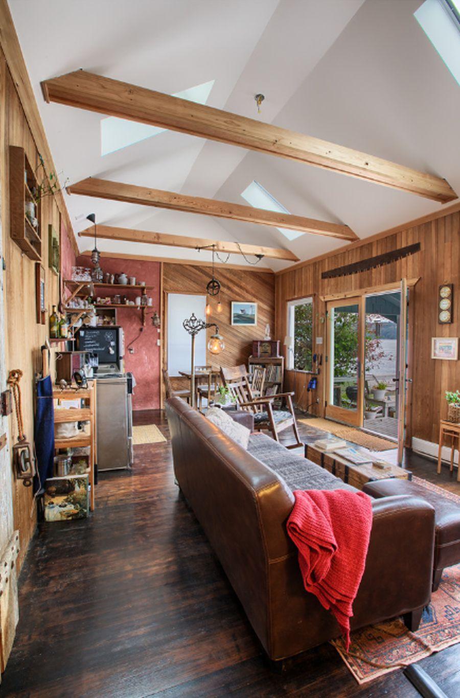 adelaparvu.com despre cabana mica, SUA, Design Ro-Enterprises (2)