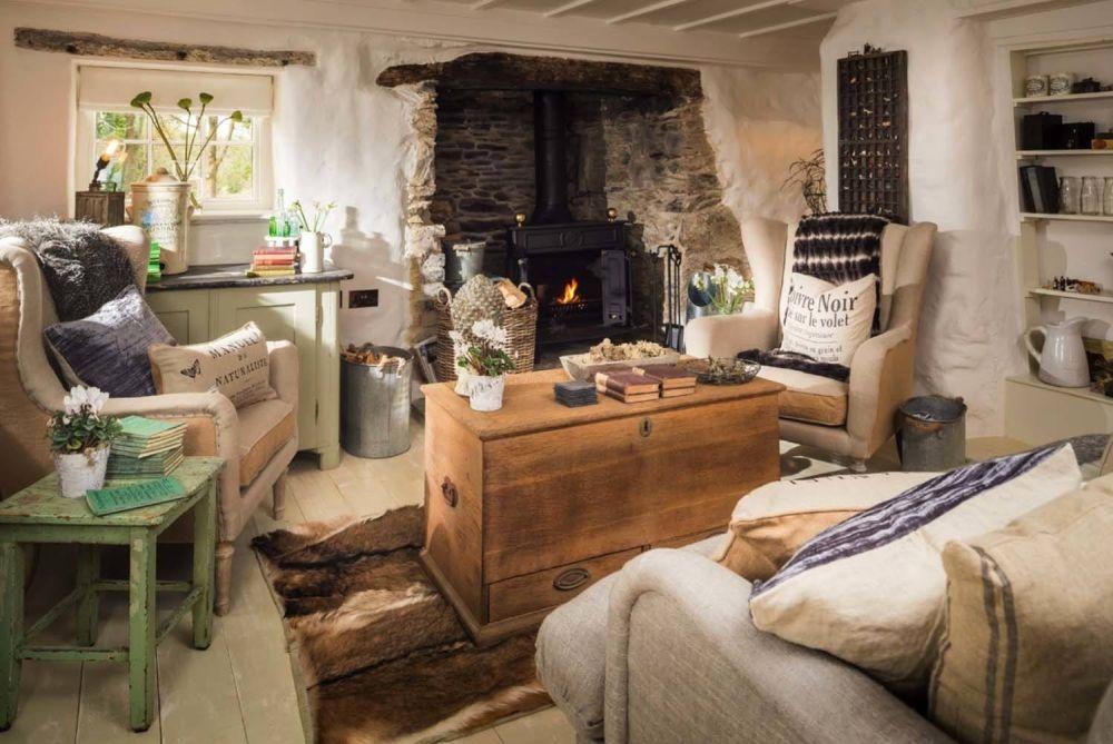 adelaparvu.com despre casa cu acoperis din stuf, casa UK, The Fable, Foto Unique Home Stays (18)