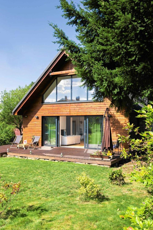 adelaparvu.com despre casa din lemn renovata, 155 mp, Polonia, arhitectura Agnieszka Usarek (14)