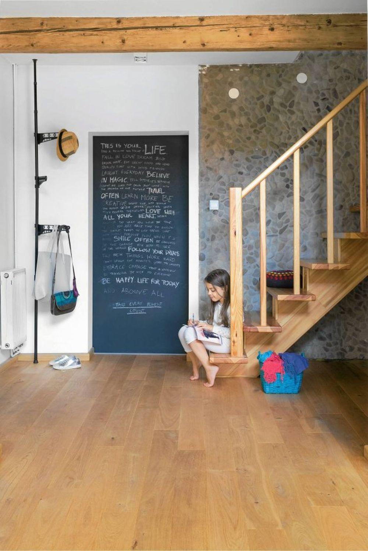 adelaparvu.com despre casa din lemn renovata, 155 mp, Polonia, arhitectura Agnieszka Usarek (6)