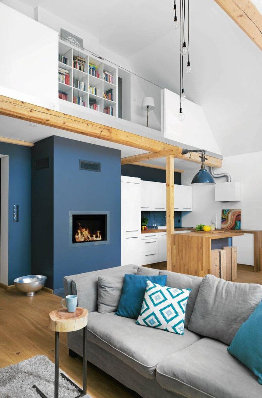 adelaparvu.com despre casa din lemn renovata, 155 mp, Polonia, arhitectura Agnieszka Usarek (9)