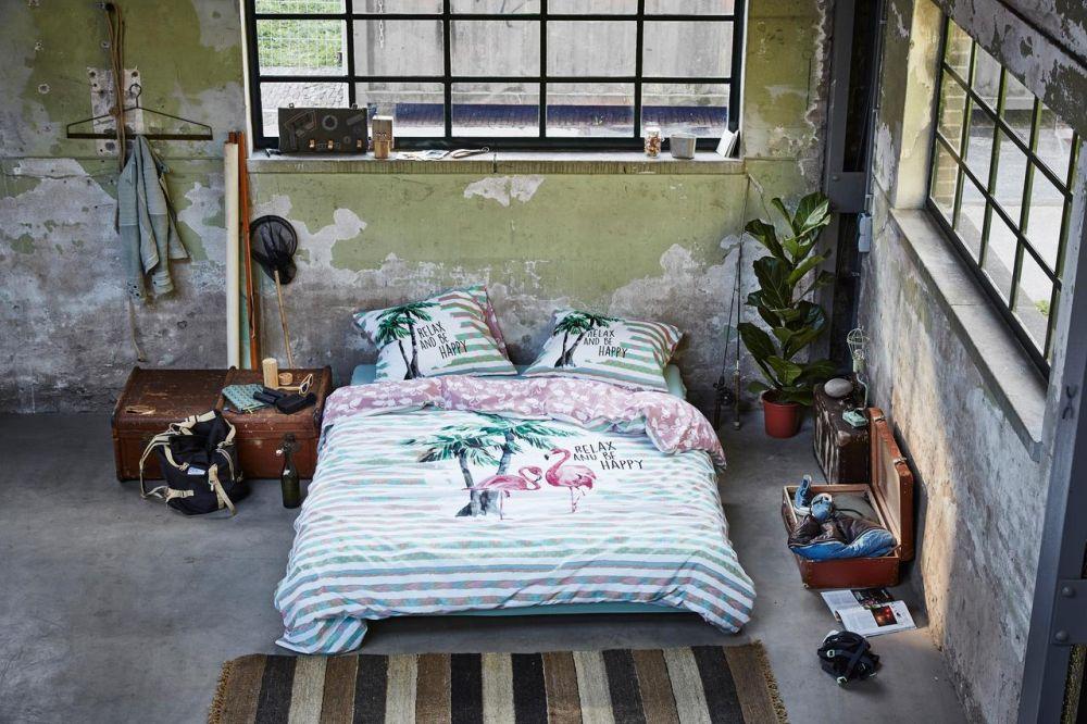 Lenjerie de pat Flamenco, vezi detalii și preț AICI