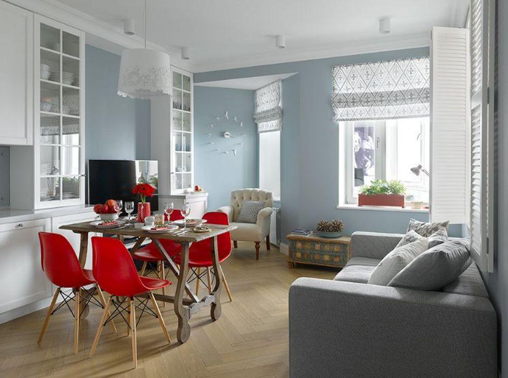 adelaparvu.com despre living impartit in doua camere, apartament 75 mp, Moscova, design Enjoy Home (19)