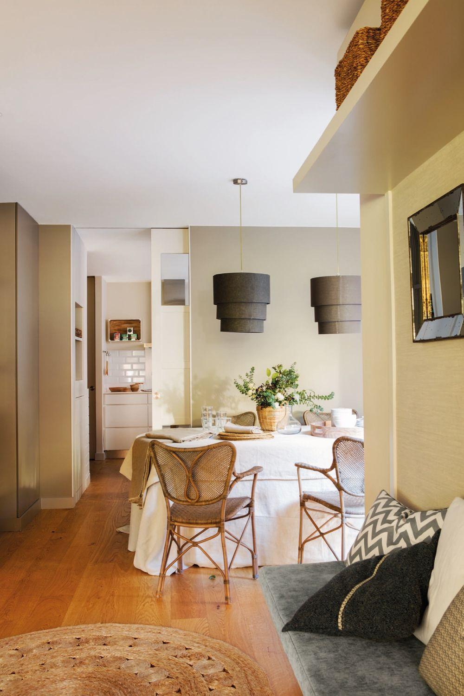 adelaparvu.com despre locuinta pentru familie mare, Barcelona, decor Cristina Gamiz si Ines Sanchiz, Foto Pepa Oromi, ElMueble (2)