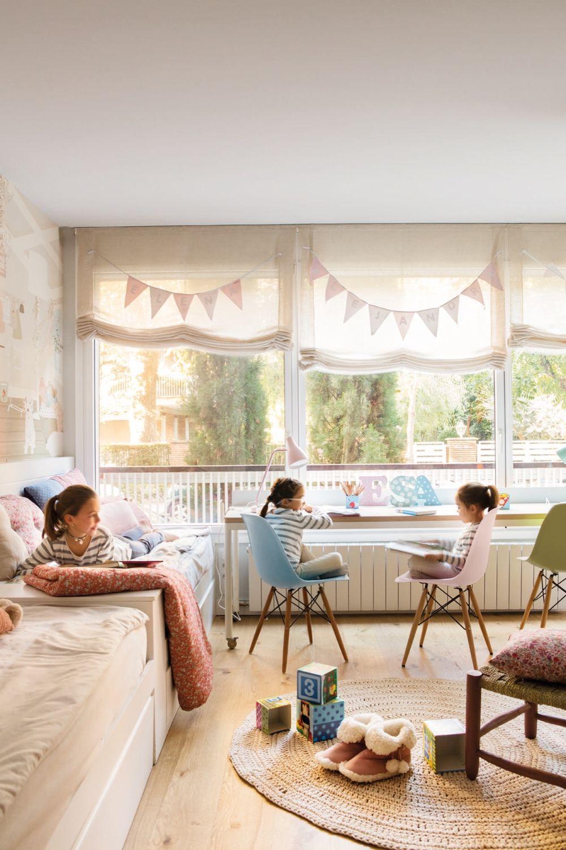 adelaparvu.com despre locuinta pentru familie mare, Barcelona, decor Cristina Gamiz si Ines Sanchiz, Foto Pepa Oromi, ElMueble (6)