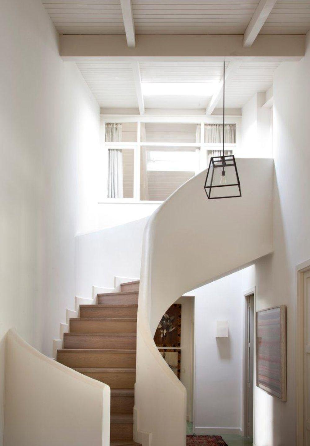 adelaparvu.com despre pod mansardat, casa Spania, arhitect Pablo Alvarez de Lara, Foto El Mueble (11)