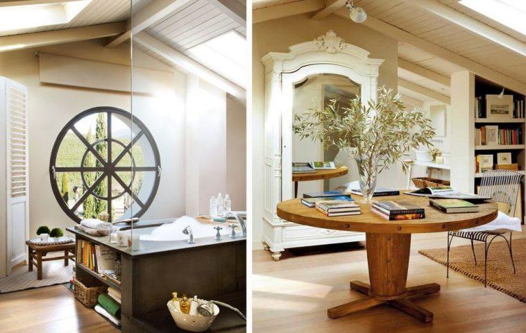 adelaparvu.com despre pod mansardat, casa Spania, arhitect Pablo Alvarez de Lara, Foto El Mueble (20)