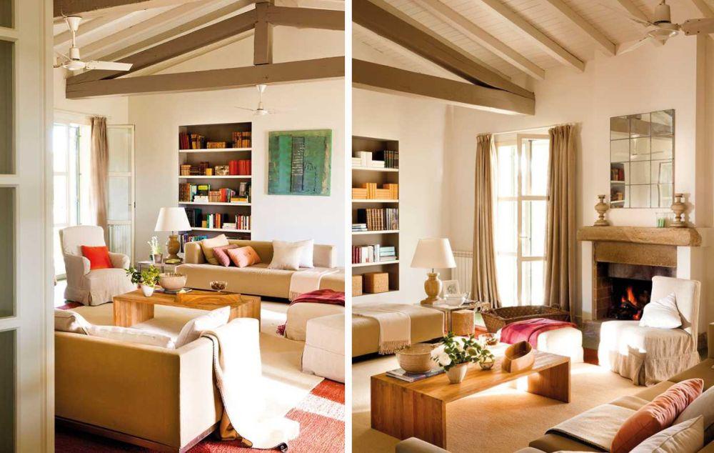 adelaparvu.com despre pod mansardat, casa Spania, arhitect Pablo Alvarez de Lara, Foto El Mueble (6)