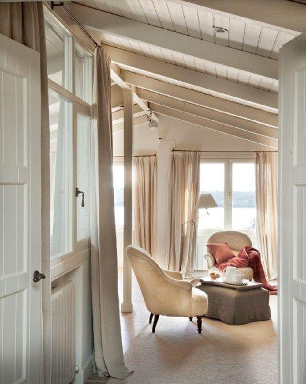 adelaparvu.com despre pod mansardat, casa Spania, arhitect Pablo Alvarez de Lara, Foto El Mueble (8)