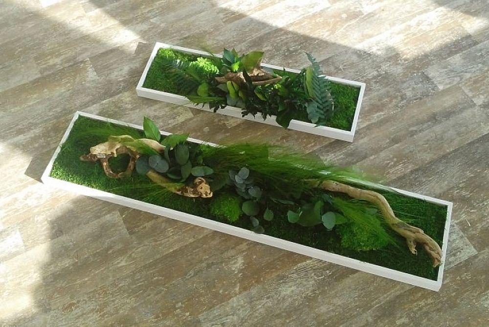adelaparvu.com despre tablouri cu plante stabilizate, design Arta Gradinilor, Bucuresti (22)