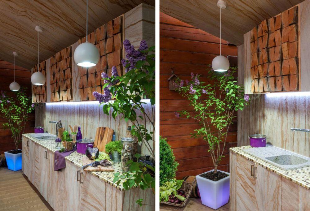 adelaparvu.com despre terasa cu bucatarie de vara,40 mp, Malakhovka, Rusia, Design Roman Belyanin si Alexei Zhbankov (4)