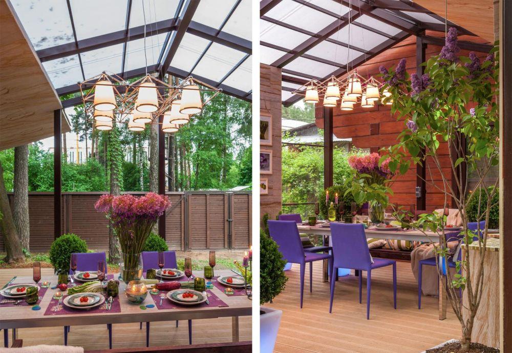 adelaparvu.com despre terasa cu bucatarie de vara,40 mp, Malakhovka, Rusia, Design Roman Belyanin si Alexei Zhbankov (7)