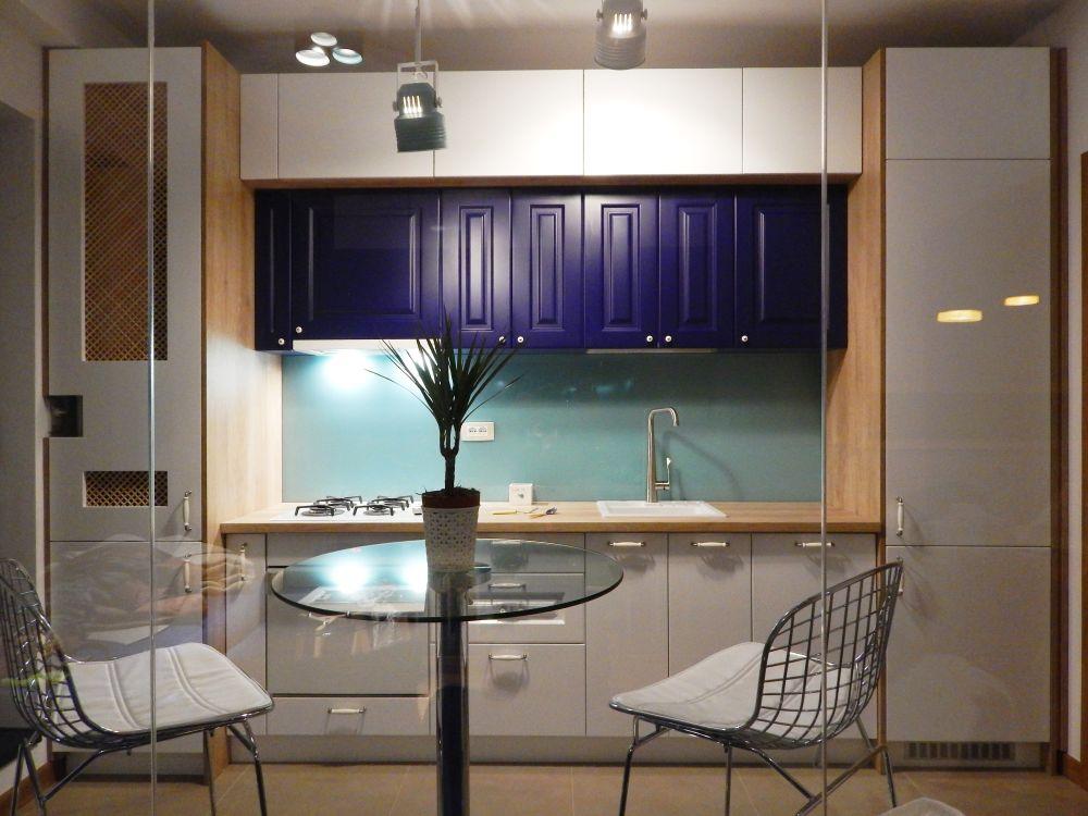 adelaparvu.com despre amenajare apartament 3 camere Bucuresti, 83 mp, Design arh. Sergiu Califar, Pure Mess (11)