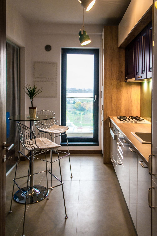 adelaparvu.com despre amenajare apartament 3 camere Bucuresti, 83 mp, Design arh. Sergiu Califar, Pure Mess (13)