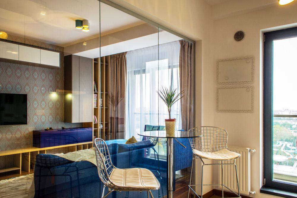adelaparvu.com despre amenajare apartament 3 camere Bucuresti, 83 mp, Design arh. Sergiu Califar, Pure Mess (14)