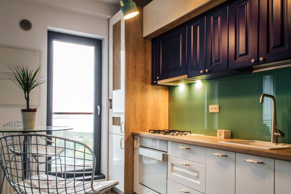 adelaparvu.com despre amenajare apartament 3 camere Bucuresti, 83 mp, Design arh. Sergiu Califar, Pure Mess (15)