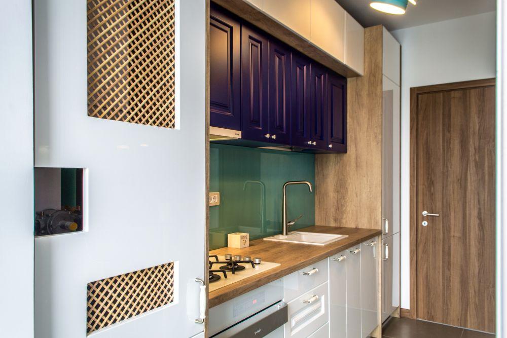 adelaparvu.com despre amenajare apartament 3 camere Bucuresti, 83 mp, Design arh. Sergiu Califar, Pure Mess (16)