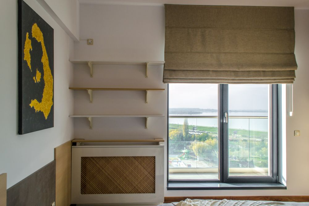 adelaparvu.com despre amenajare apartament 3 camere Bucuresti, 83 mp, Design arh. Sergiu Califar, Pure Mess (19)
