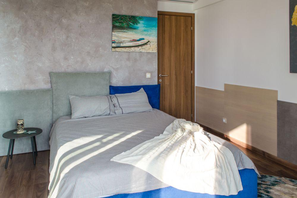 adelaparvu.com despre amenajare apartament 3 camere Bucuresti, 83 mp, Design arh. Sergiu Califar, Pure Mess (21)