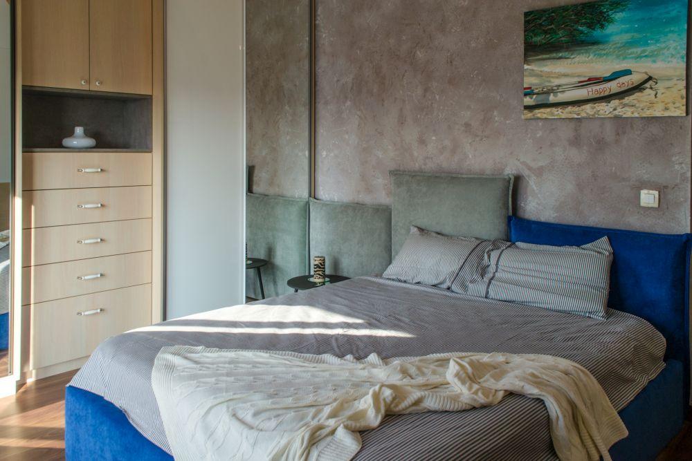 adelaparvu.com despre amenajare apartament 3 camere Bucuresti, 83 mp, Design arh. Sergiu Califar, Pure Mess (23)