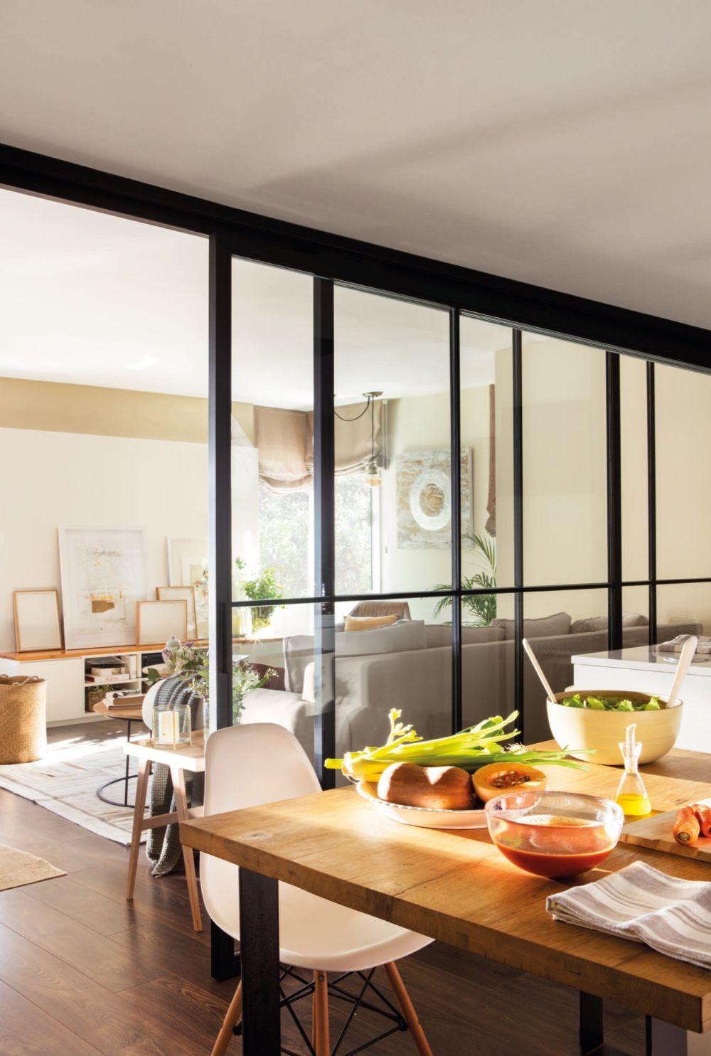 adelaparvu.com despre apartament cu stiluri combinate, 140 mp, Barcelona, Design Vivestudio, Foto Fernando Bedon, El Mueble (11)