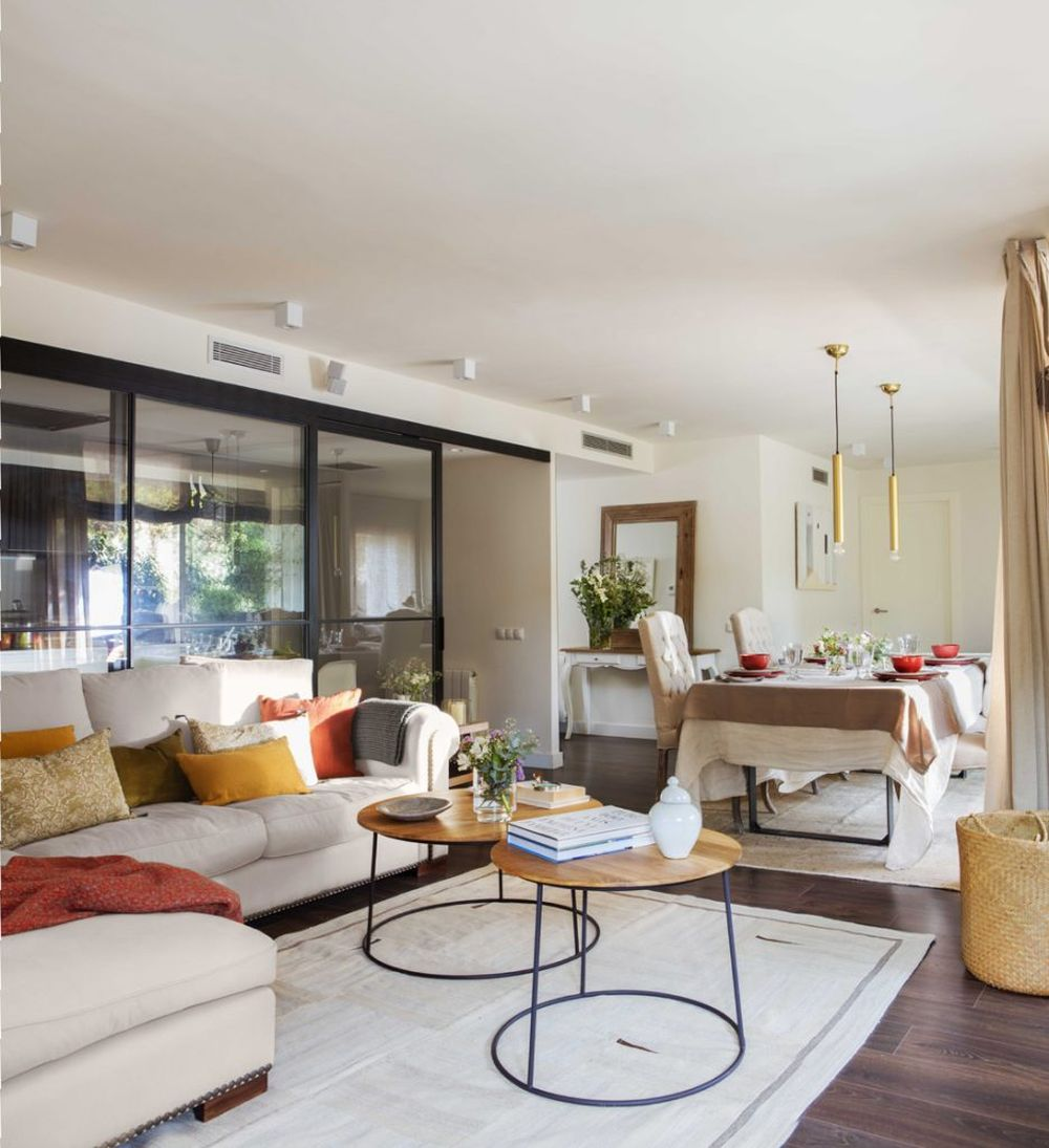adelaparvu.com despre apartament cu stiluri combinate, 140 mp, Barcelona, Design Vivestudio, Foto Fernando Bedon, El Mueble (17)