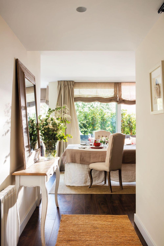 adelaparvu.com despre apartament cu stiluri combinate, 140 mp, Barcelona, Design Vivestudio, Foto Fernando Bedon, El Mueble (3)