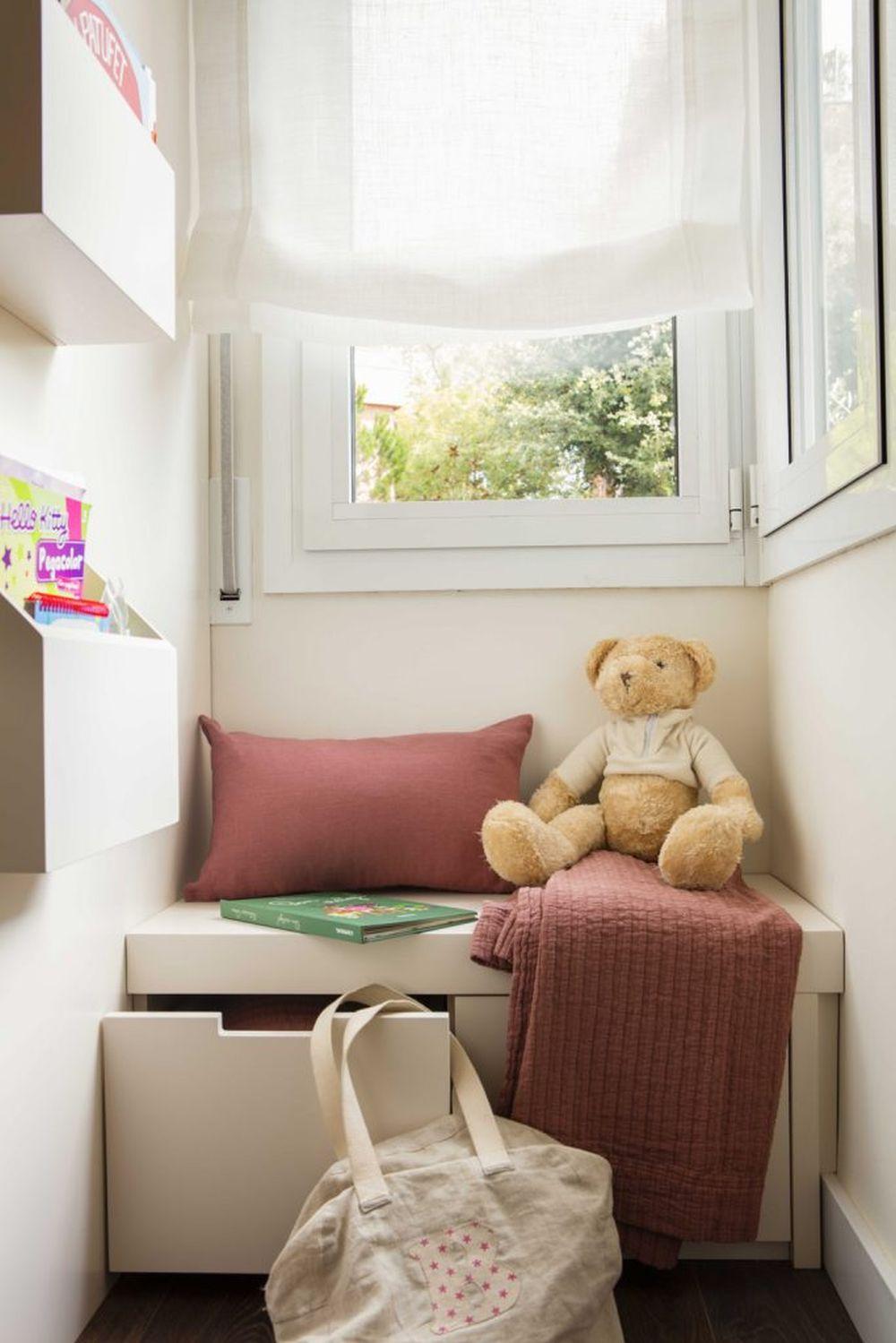 adelaparvu.com despre apartament cu stiluri combinate, 140 mp, Barcelona, Design Vivestudio, Foto Fernando Bedon, El Mueble (6)