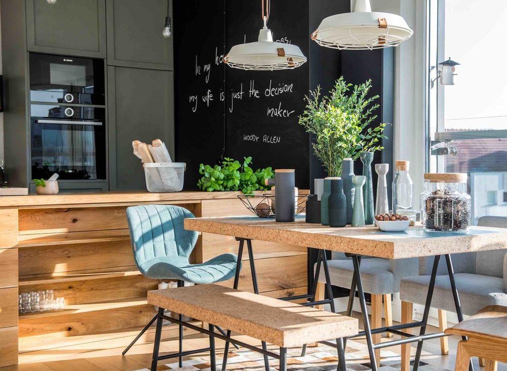 adelaparvu.com despre apartament de 2 camere in stil scandinav, Polonia, Design Shoko Studio (1)