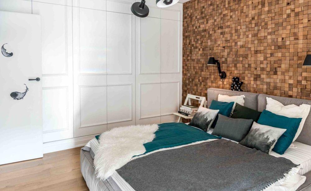adelaparvu.com despre apartament de 2 camere in stil scandinav, Polonia, Design Shoko Studio (18)