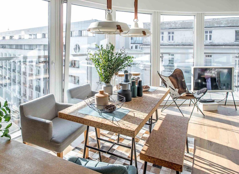 adelaparvu.com despre apartament de 2 camere in stil scandinav, Polonia, Design Shoko Studio (9)
